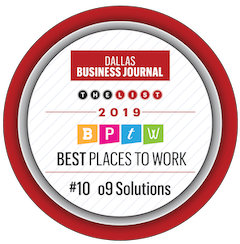 o9 Best Places to Work